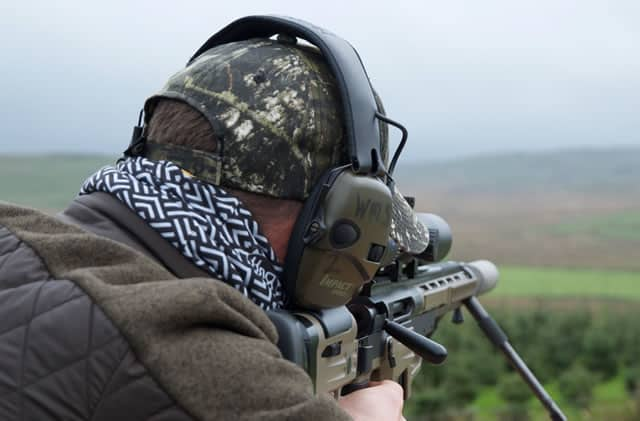 WMS Sniper Experience Day